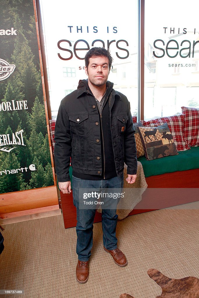 Actor Robert Baker attends Day 2 of Sears Shop Your Way Digital Recharge Lounge on January 19, 2013 in Park City, Utah.