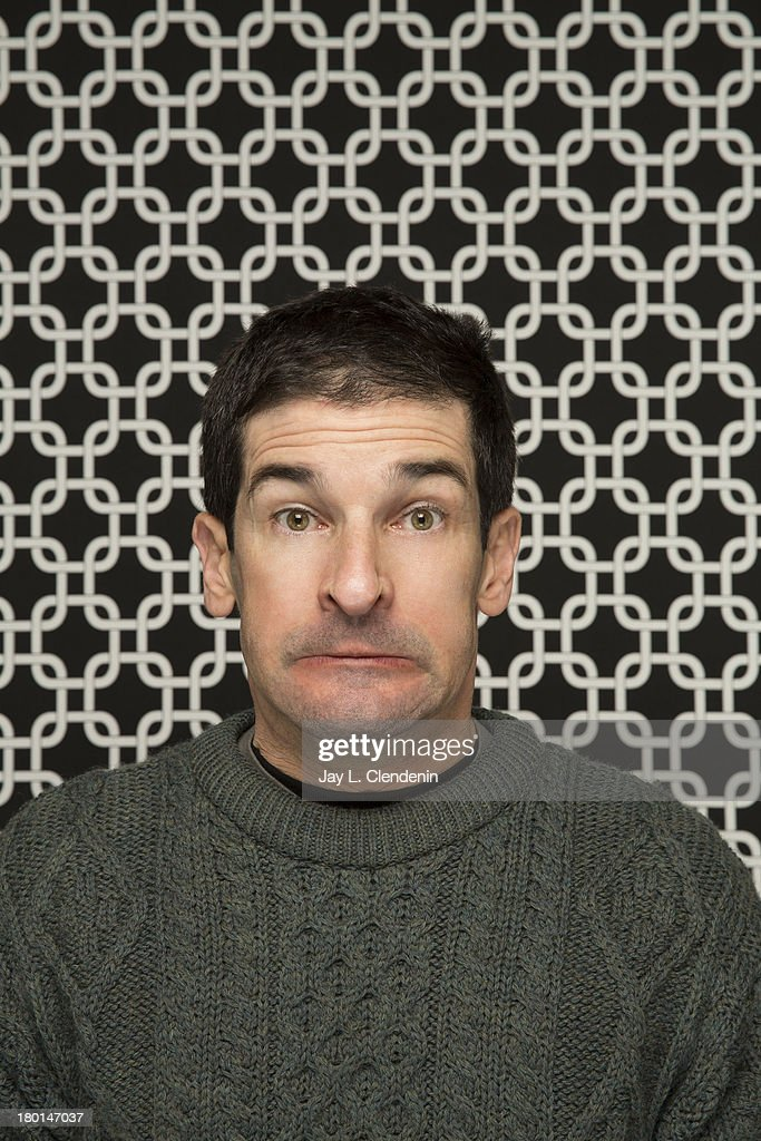 Actor Robert Ben Garant is photographed for Los Angeles Times on January 19, 2013 in Park City, Utah. PUBLISHED IMAGE.