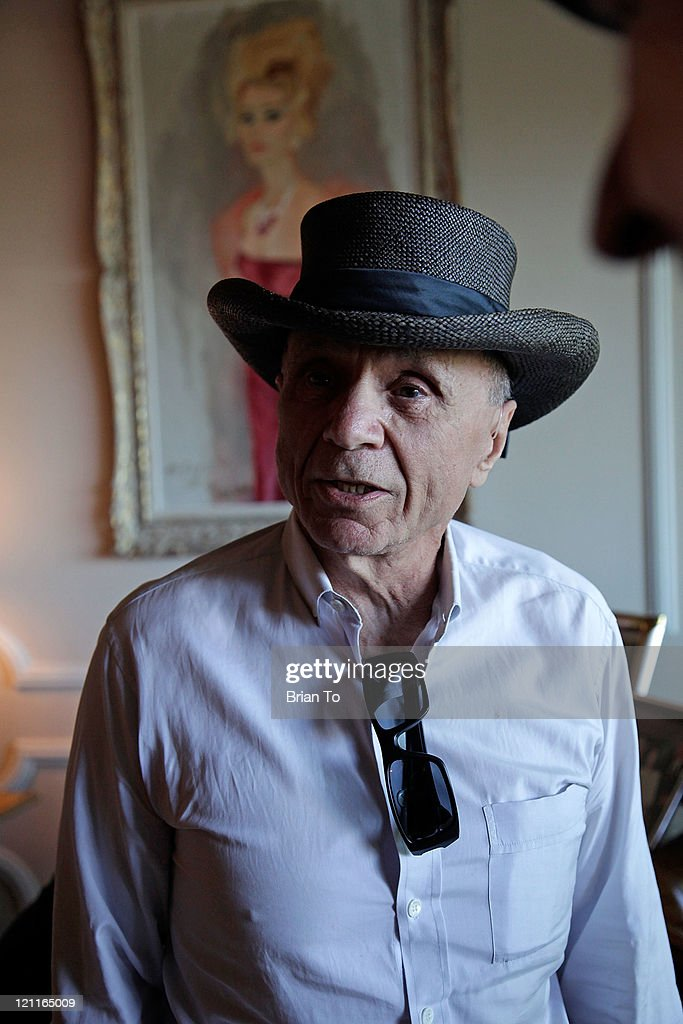 Actor <a gi-track='captionPersonalityLinkClicked' href=/galleries/search?phrase=Robert+Blake+-+Actor&family=editorial&specificpeople=4208102 ng-click='$event.stopPropagation()'>Robert Blake</a> attends Zsa Zsa Gabor and Prince Frederic 25th wedding anniversary party on August 14, 2011 in Los Angeles, California.