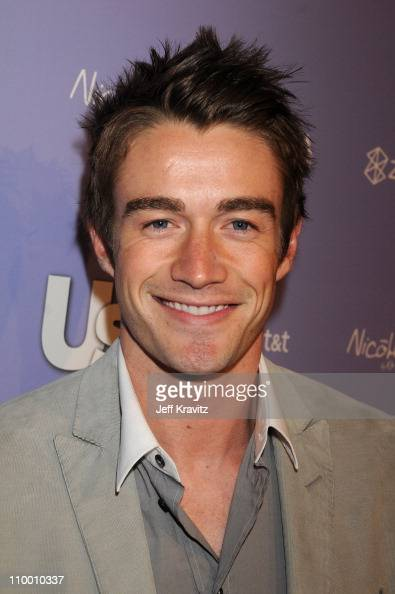 Actor Robert Buckley arrives at Us Weekly Magazine's Hot Hollywood 2008 Party held at Beso on April 17 2008 in Hollywood California