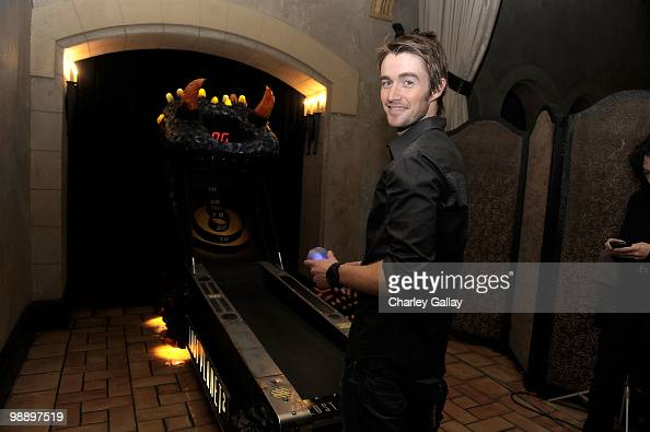 Actor Robert Buckley attends the 'Lost Planet 2' Lounge at The Roosevelt Hotel on May 6 2010 in Hollywood California