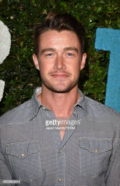 Actor Robert Buckley attends the TakeTwo E3 Kickoff Party at Cecconi's Restaurant on June 9 2014 in Los Angeles California