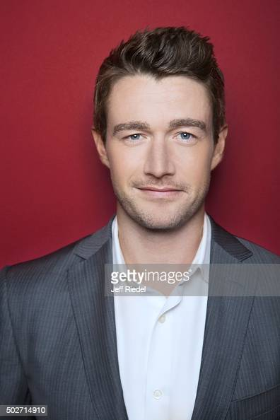 Actor Robert Buckley is photographed for TV Guide Magazine on January 17 2015 in Pasadena California