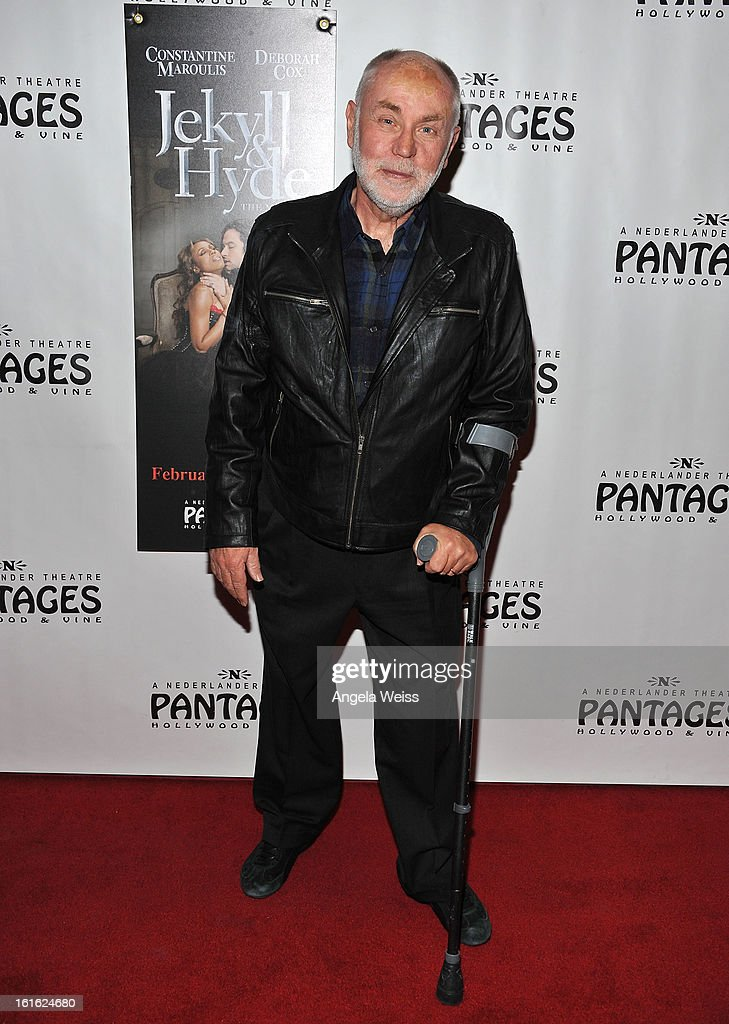 Actor Robert David Hall arrives at the opening night of 'Jekyll & Hyde' held at the Pantages Theatre on February 12, 2013 in Hollywood, California.