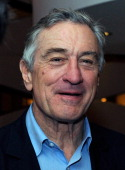 Actor Robert De Niro appears during a preview for the Nobu Restaurant and Lounge Caesars Palace on February 2 2013 in Las Vegas Nevada The Nobu Hotel...