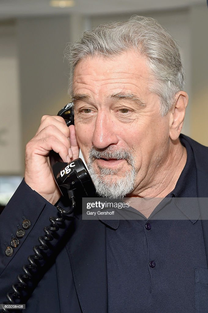 Actor Robert De Niro attends Annual Charity Day hosted by Cantor Fitzgerald, BGC and GFI at BGC Partners, INC on September 12, 2016 in New York City.