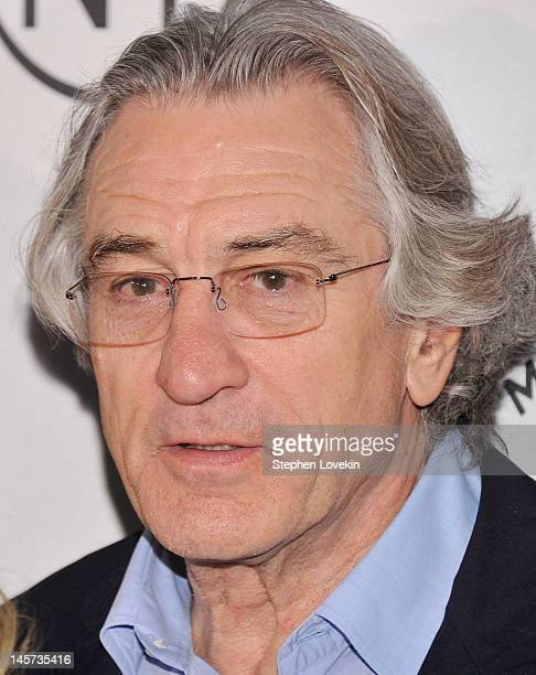 Actor Robert De Niro attends the 2012 Made In NY Awards at Gracie Mansion on June 4 2012 in New York City