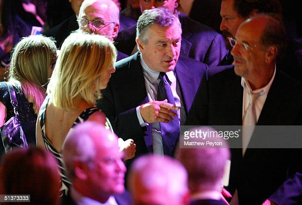 Actor Robert De Niro attends the 5th Annual Directors Guild Of America Honors at the Waldorf Astoria Hotel September 29 2004 in New York City