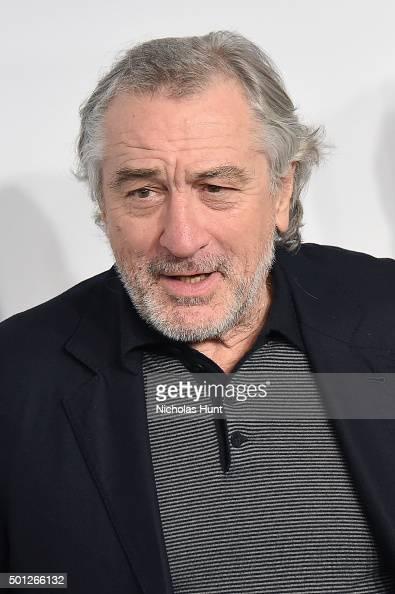 Actor Robert De Niro a...