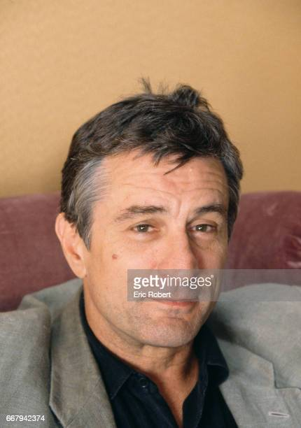 Actor Robert De Niro in Deauville France for the annual Deauville Festival of American Film