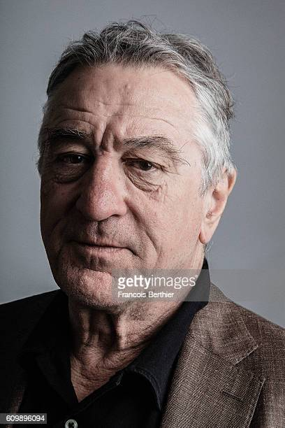 Actor Robert De Niro is photographed for Self Assignment on May 17 2016 in Cannes France