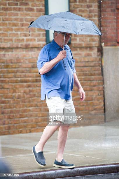 Actor Robert De Niro is seen in Tribeca on June 17 2017 in New York City