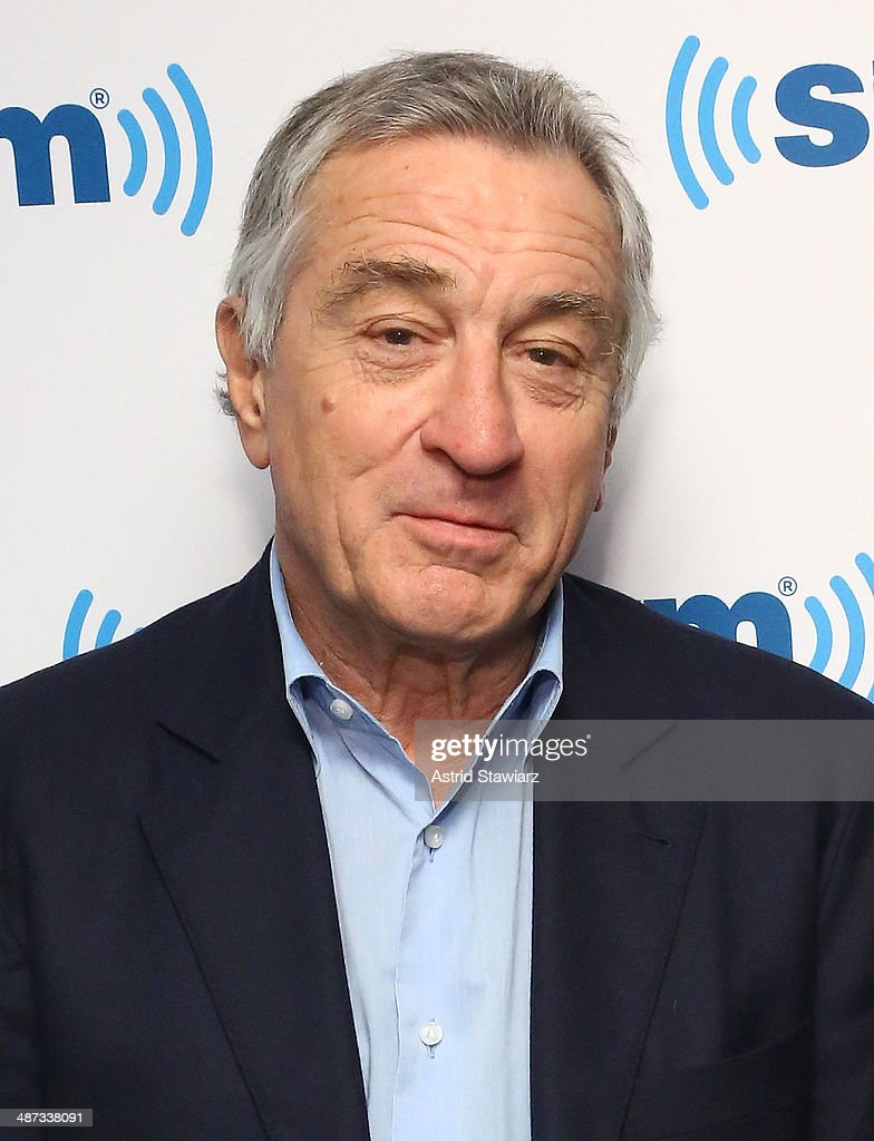 Celebrities Visit SiriusXM Studios - April 29, 2014