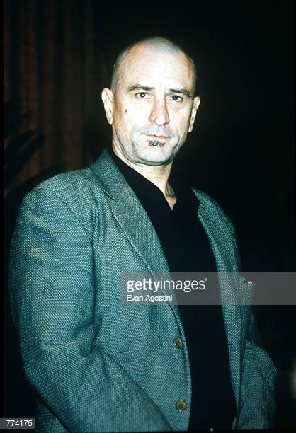 Actor Robert DeNiro attends the New York State Council on the Arts'' 1996 Governor's Arts Awards at the Metropolitan Museum of Art October 2 1996 in...