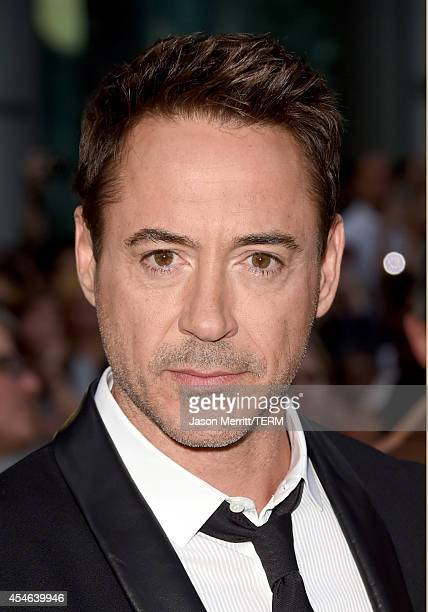 Actor Robert Downey Jr attends 'The Judge' gala premiere during the 2014 Toronto International Film Festival at Roy Thomson Hall on September 4 2014...