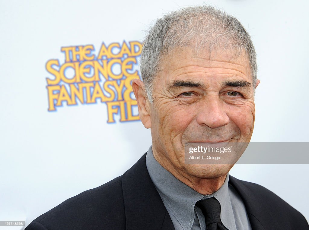 Actor Robert Forester arrives for the 40th Annual Saturn Awards held at The Castaway on June 26, 2014 in Burbank, California.
