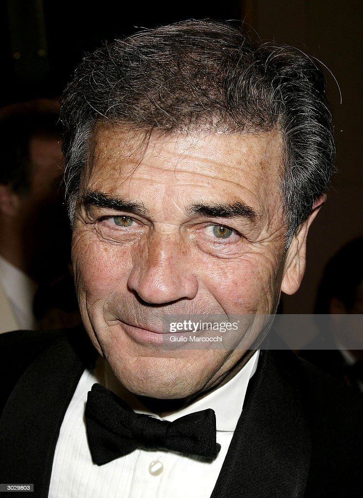 Actor Robert Forster arrives at the 13th Annual Night of 100 Stars Oscar Viewing Black Tie Gala, February 29, 2004 at the Beverly Hills Hotel in Beverly Hills, California.