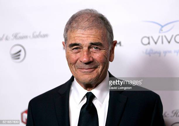Actor Robert Forster attends A Gala to honor Avi Lerner and Millennium Films at The Beverly Hills Hotel on April 16 2016 in Beverly Hills California