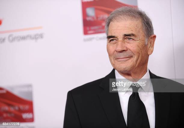 Actor Robert Forster attends AARP's 16th annual Movies For Grownups Awards at the Beverly Wilshire Four Seasons Hotel on February 6 2017 in Beverly...