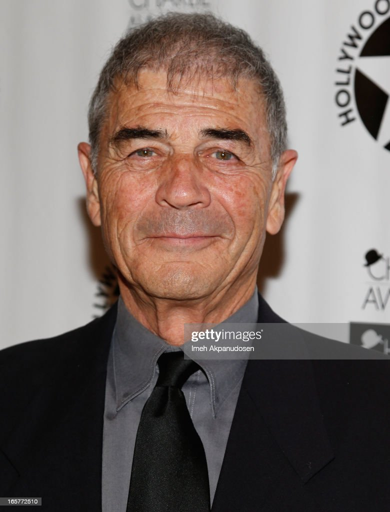 Actor Robert Forster attends Hollywood Arts Council's 27th Annual Charlie Awards Luncheon at Hollywood Roosevelt Hotel on April 5, 2013 in Hollywood, California.