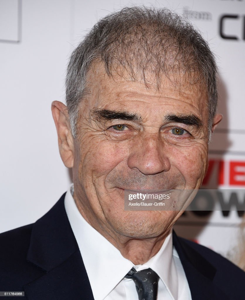 Actor Robert Forster attends the 15th Annual Movies For Grownups Awards at the Beverly Wilshire Four Seasons Hotel on February 8, 2016 in Beverly Hills, California.