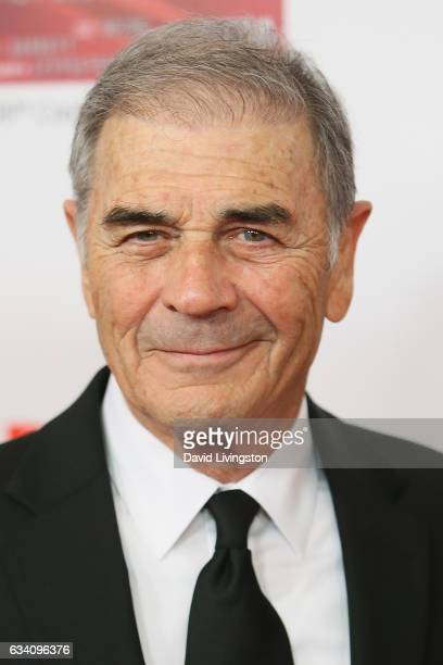 Actor Robert Forster attends the AARP's 16th Annual Movies for Grownups Awards at the Beverly Wilshire Four Seasons Hotel on February 6 2017 in...
