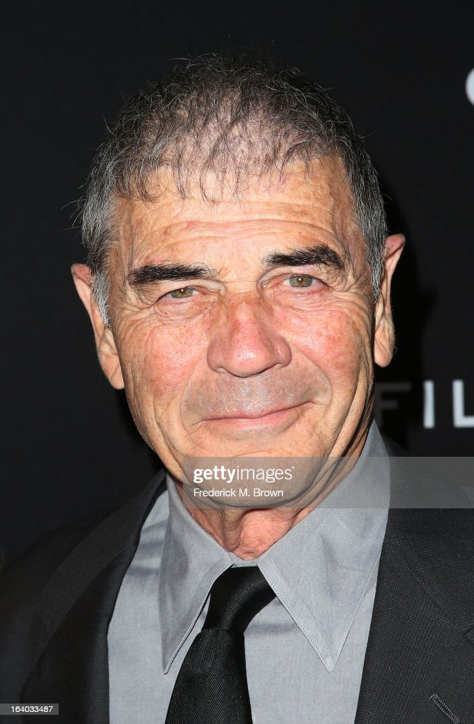 Actor Robert Forster attends the Premiere of FilmDistrict's 'Olympus Has Fallen' at the ArcLight Cinemas Cinerama Dome on March 18, 2013 in Hollywood, California.