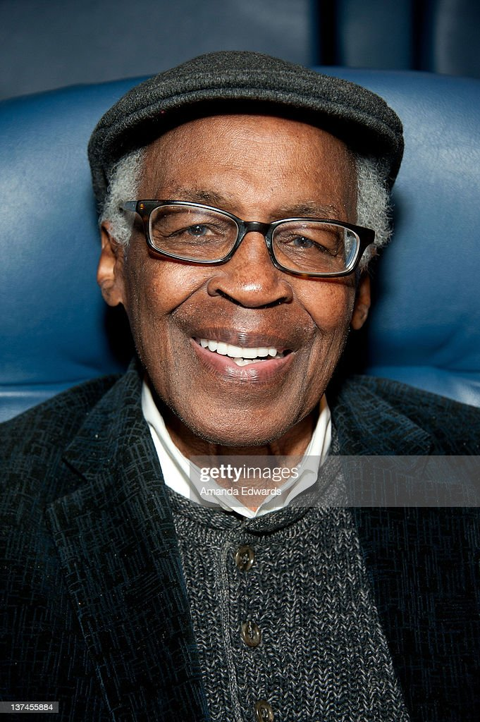 Actor Robert Guillaume attends the 'Red Tails' VIP opening night screening at Rave Baldwin Hills 15 Theatres on January 20 2012 in Los Angeles...