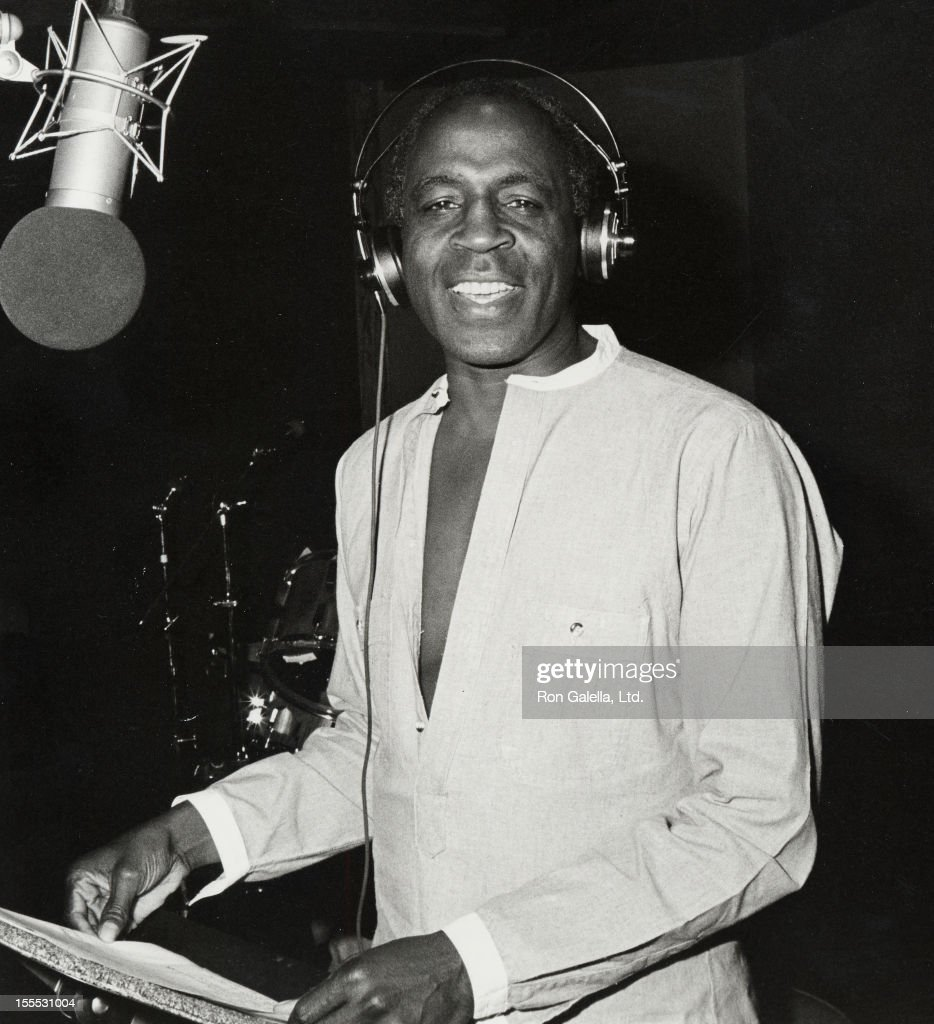 Actor Robert Guillaume sighted on June 22, 1983 at Spindletop Recording Studios in Los Angeles, California.