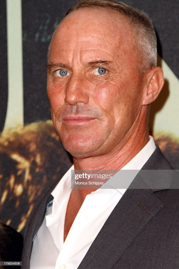 Actor Robert John Burke attends '2 Guns' New York Premiere at SVA Theater on July 29, 2013 in New York City.