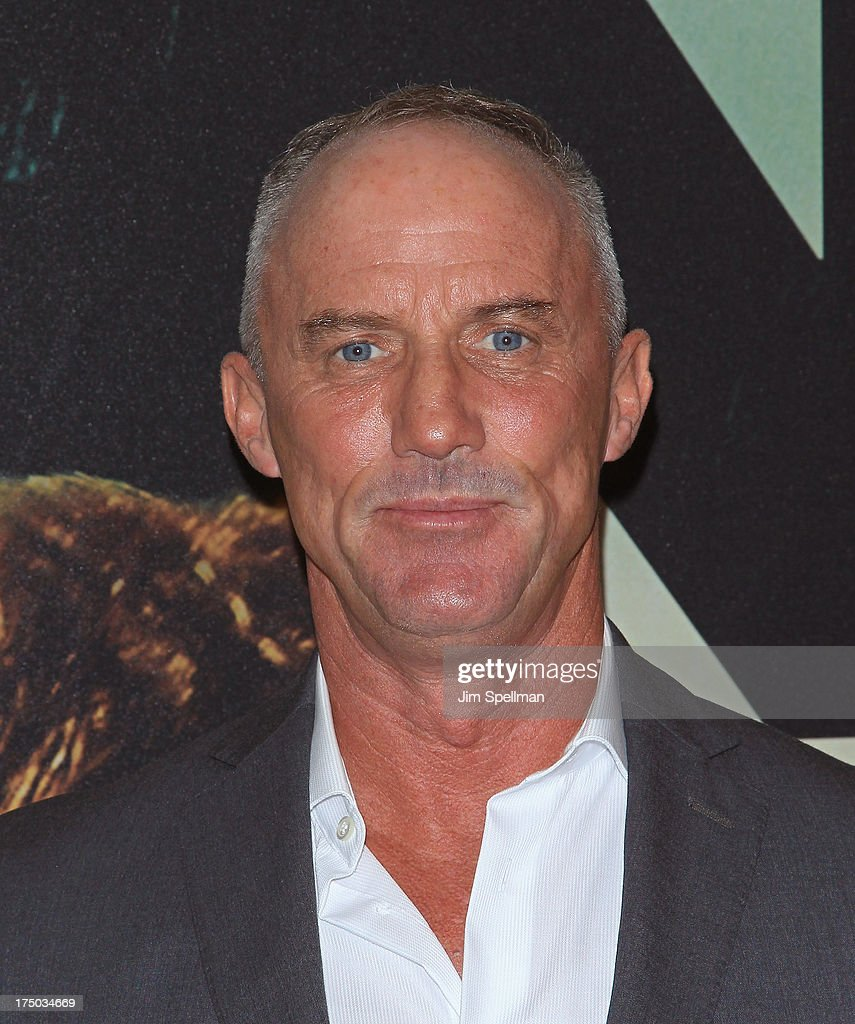 Actor Robert John Burke attends the '2 Guns' New York Premiere at SVA Theater on July 29, 2013 in New York City.