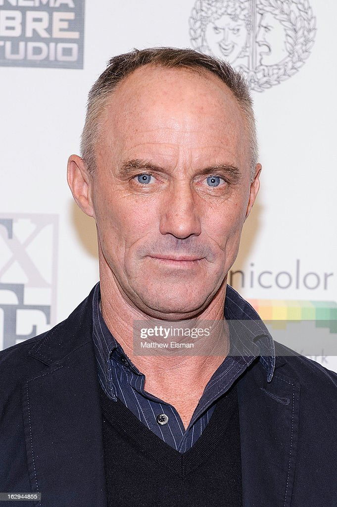 Actor Robert John Burke attends the 'The Virgin Suicides' as part of the First Exposure Series during the 2013 First Time Fest at AMC Loews Village 7 on March 1, 2013 in New York City.