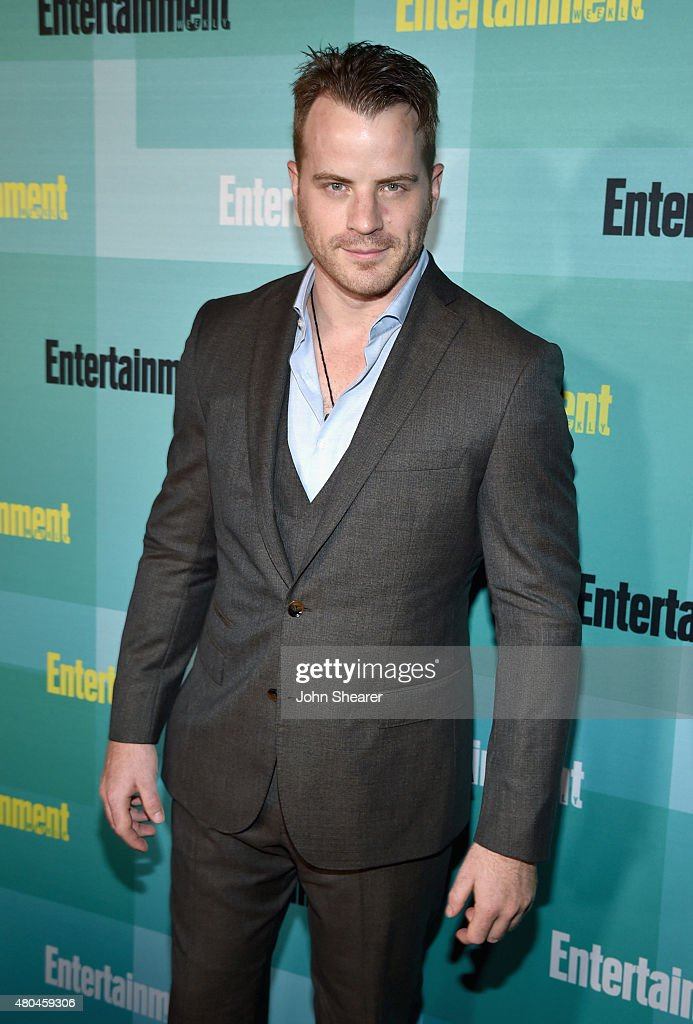 Actor Robert Kazinsky attends Entertainment Weekly's ComicCon 2015 Party sponsored by HBO Honda Bud Light Lime and Bud Light Ritas at FLOAT at The...