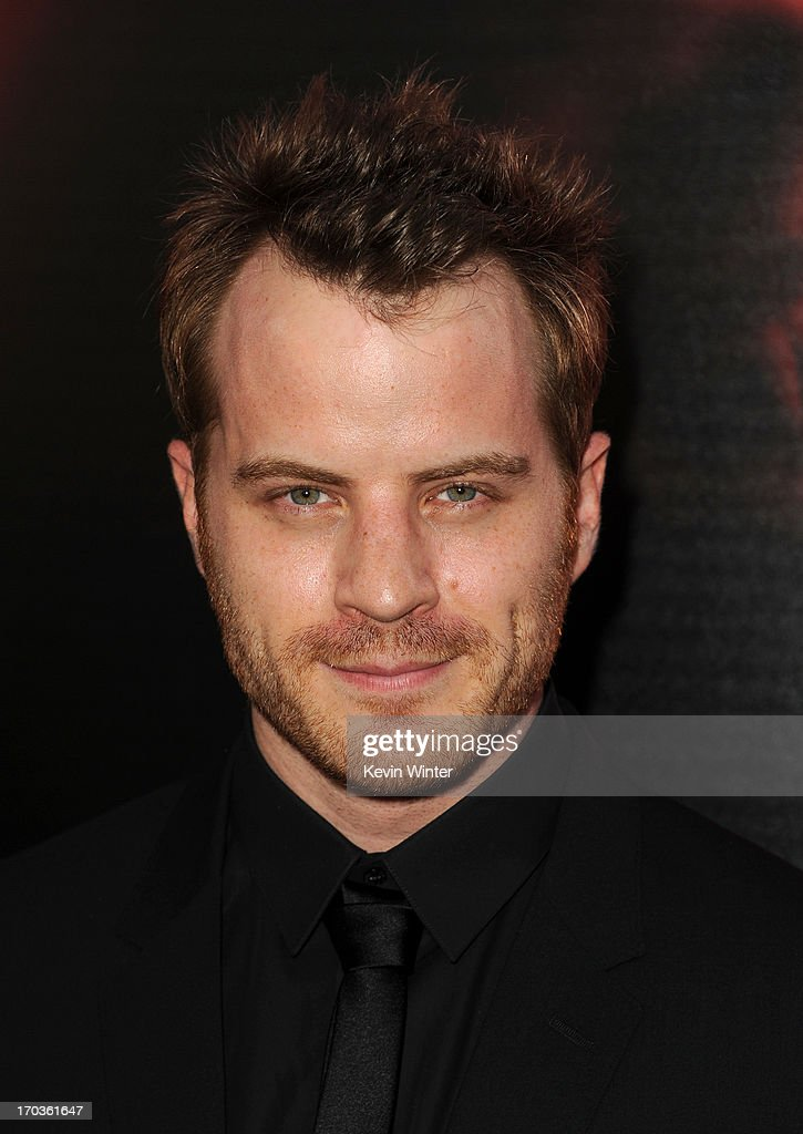 Actor <a gi-track='captionPersonalityLinkClicked' href=/galleries/search?phrase=Robert+Kazinsky&family=editorial&specificpeople=2874976 ng-click='$event.stopPropagation()'>Robert Kazinsky</a> attends the premiere of HBO's 'True Blood' at ArcLight Cinemas Cinerama Dome on June 11, 2013 in Hollywood, California.