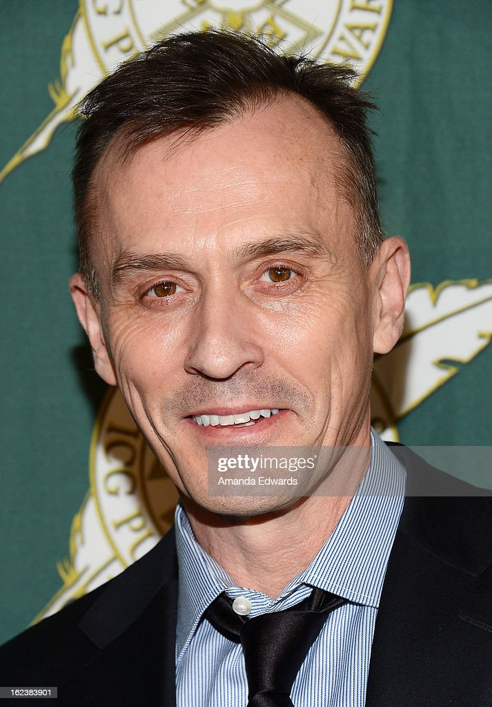 Actor <a gi-track='captionPersonalityLinkClicked' href=/galleries/search?phrase=Robert+Knepper&family=editorial&specificpeople=630261 ng-click='$event.stopPropagation()'>Robert Knepper</a> arrives at the ICG 50th Annual Publicists Awards at The Beverly Hilton Hotel on February 22, 2013 in Beverly Hills, California.