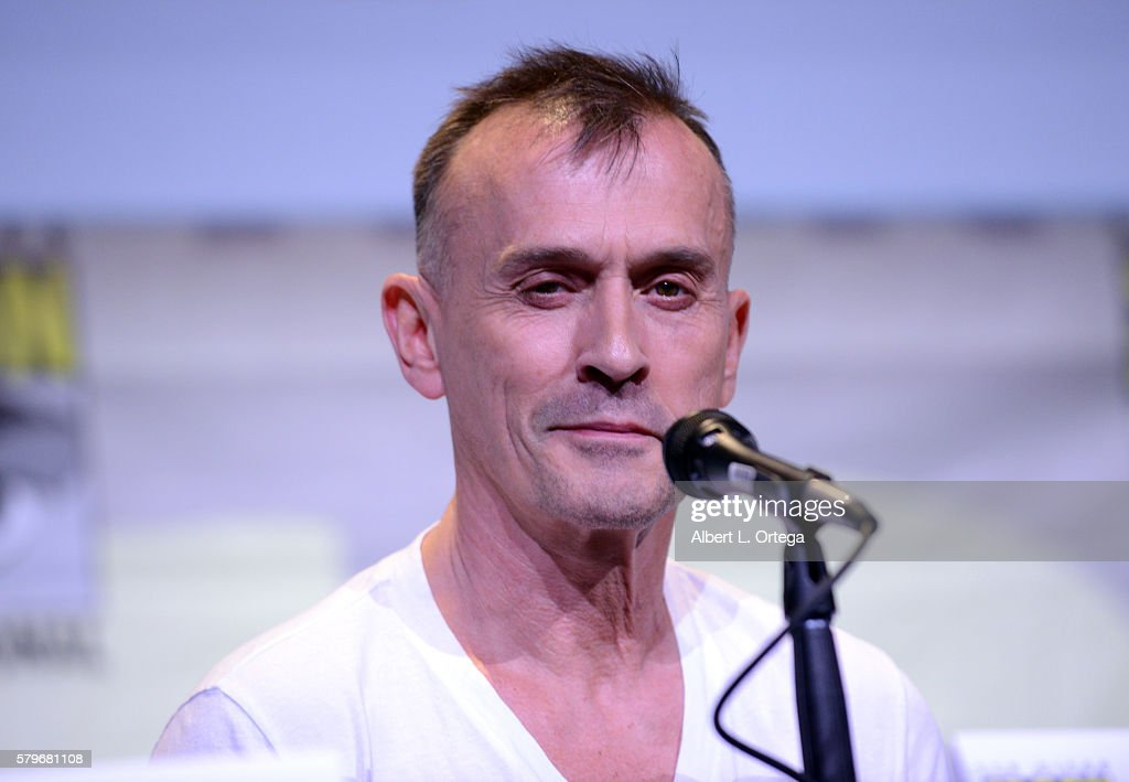 Actor Robert Knepper attends the Fox Action Showcase 'Prison Break' And '24 Legacy' during ComicCon International 2016 at San Diego Convention Center...