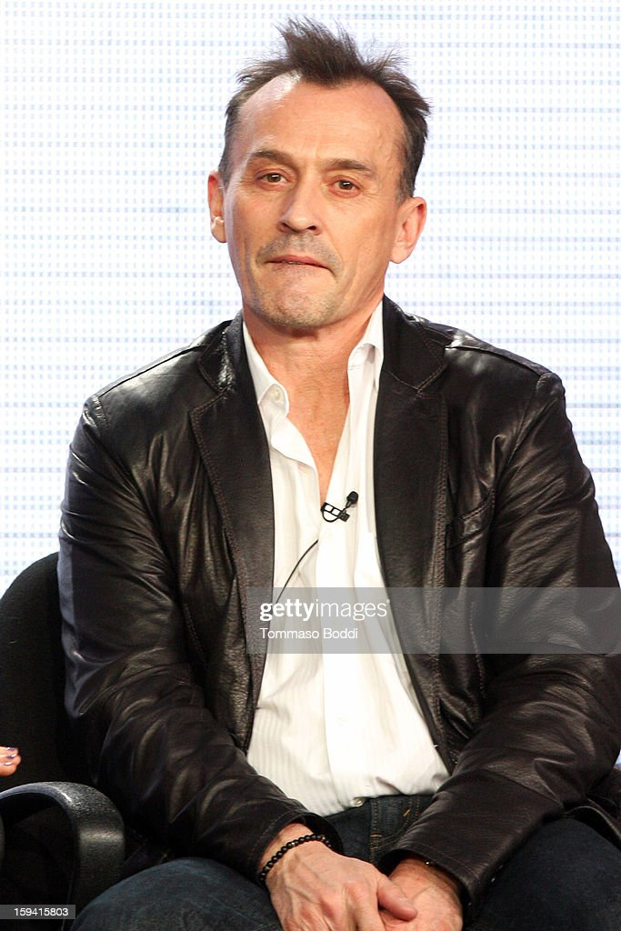 Actor Robert Knepper of the TV show 'Cult' attends the 2013 TCA Winter Press Tour CW/CBS panel held at The Langham Huntington Hotel and Spa on January 13, 2013 in Pasadena, California.