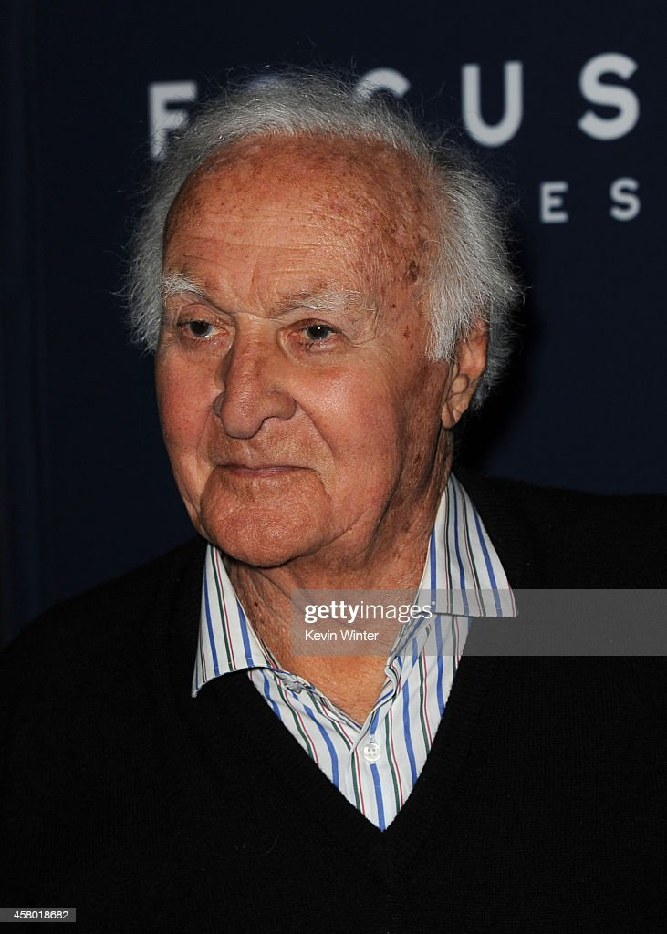 Actor Robert Loggia arrives to the premiere of Focus Features' 'The Theory Of Everything' at AMPAS Samuel Goldwyn Theater on October 28 2014 in...