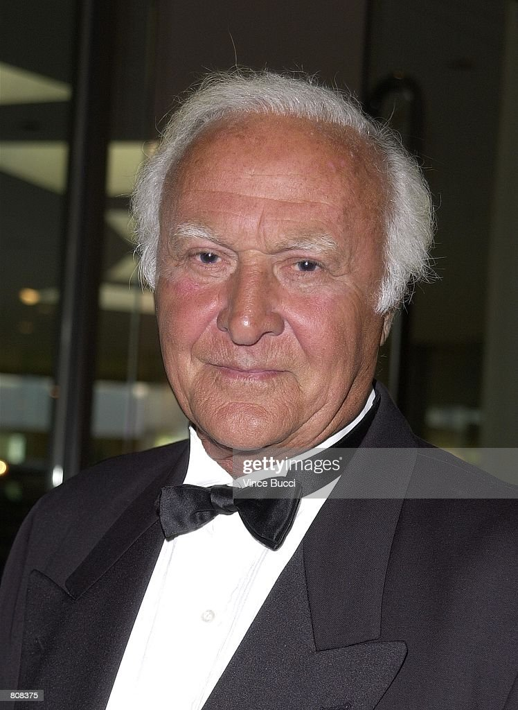 Actor Robert Loggia attends the 10th Annual Ella Awards April 25 2001 in Beverly Hills CA