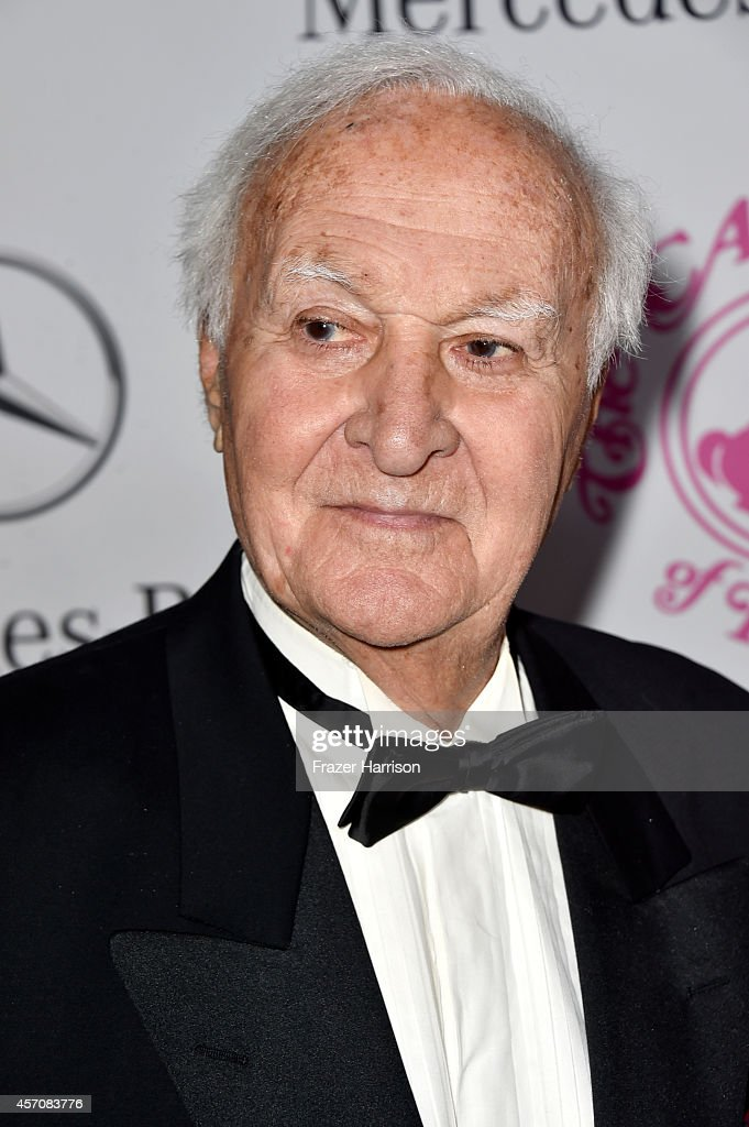 Actor Robert Loggia attends the 2014 Carousel of Hope Ball presented by MercedesBenz at The Beverly Hilton Hotel on October 11 2014 in Beverly Hills...