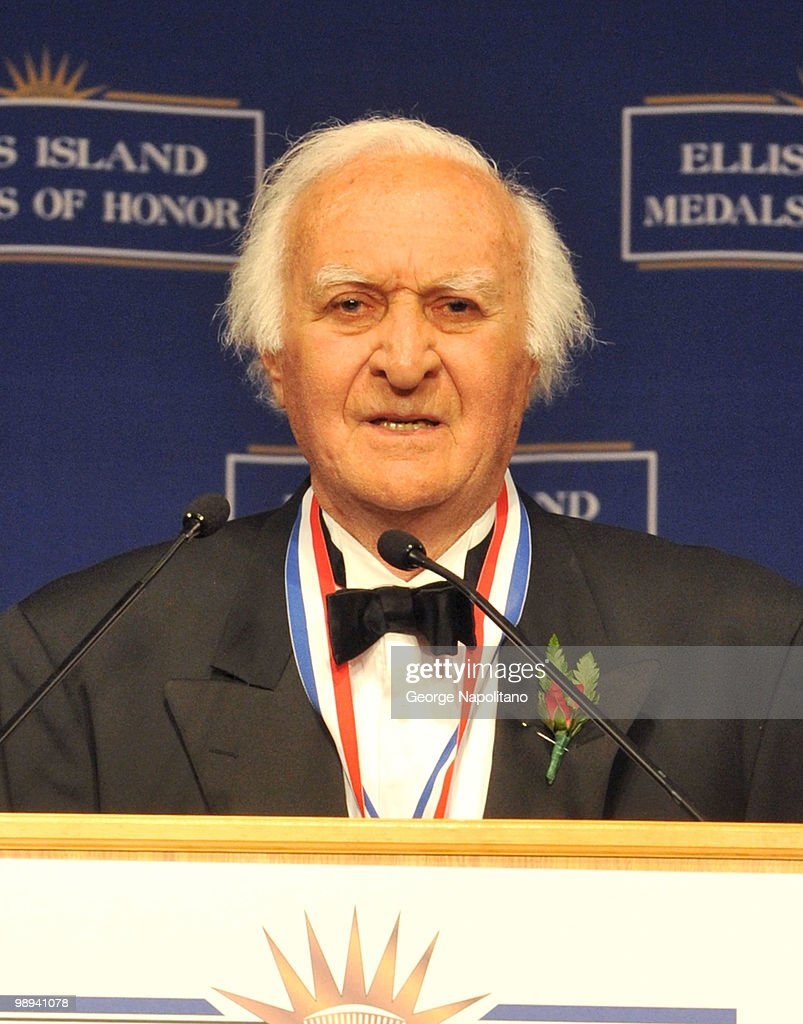 Actor Robert Loggia attends the 25th annual Ellis Island Medals Of Honor Ceremony Gala at the Ellis Island on May 8 2010 in New York City