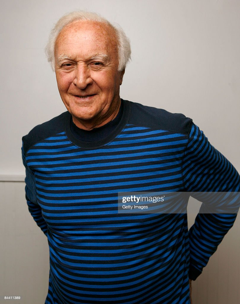 Actor Robert Loggia of the film 'Shrink' poses for a portrait at the Film Lounge Media Center during the 2009 Sundance Film Festival on January 21...