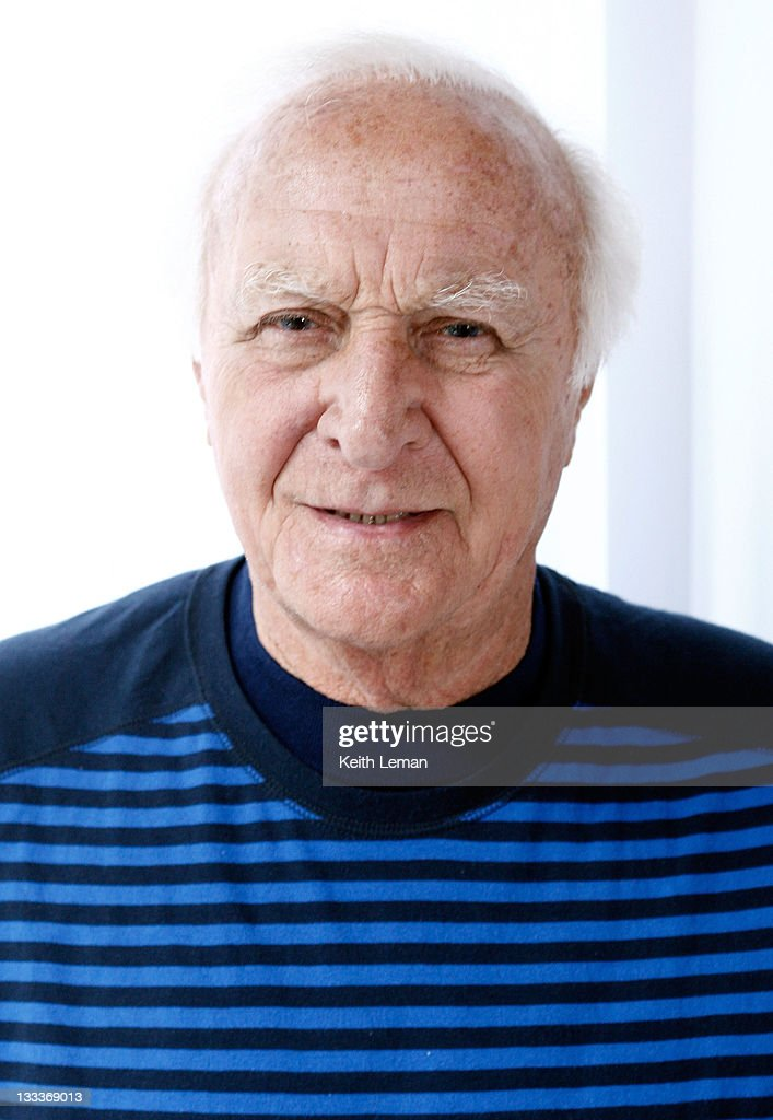 Actor Robert Loggia poses for a portrait during the 2009 Sundance Film Festival held at the Stella Artois Lounge on January 22 2009 in Park City Utah
