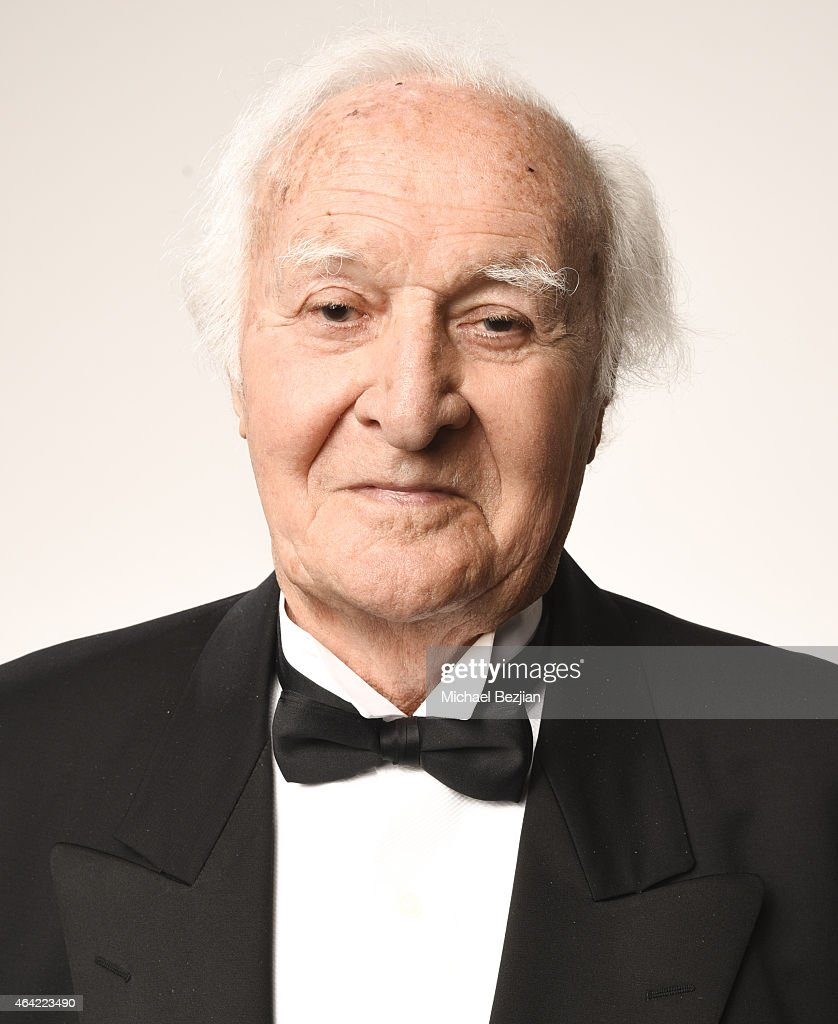 Actor Robert Loggia poses for portrait at The Norby Walters 25th Annual Night of 100 Stars Oscar Viewing Gala Portraits at The Beverly Hilton Hotel...