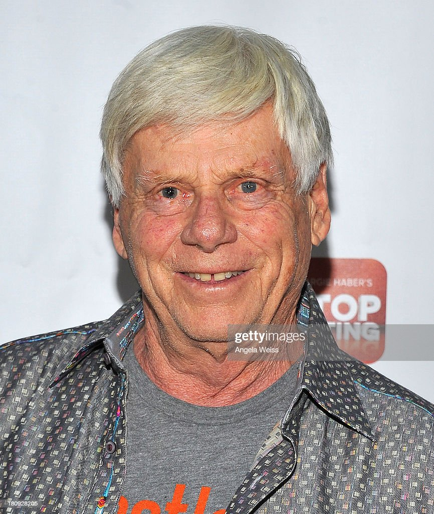 Actor <a gi-track='captionPersonalityLinkClicked' href=/galleries/search?phrase=Robert+Morse&family=editorial&specificpeople=1000081 ng-click='$event.stopPropagation()'>Robert Morse</a> arrives at Margie Haber Studio's 'Stop Acting App: The Audition Class with Margie Haber' release launch party at Aventine Hollywood on September 17, 2013 in Hollywood, California.