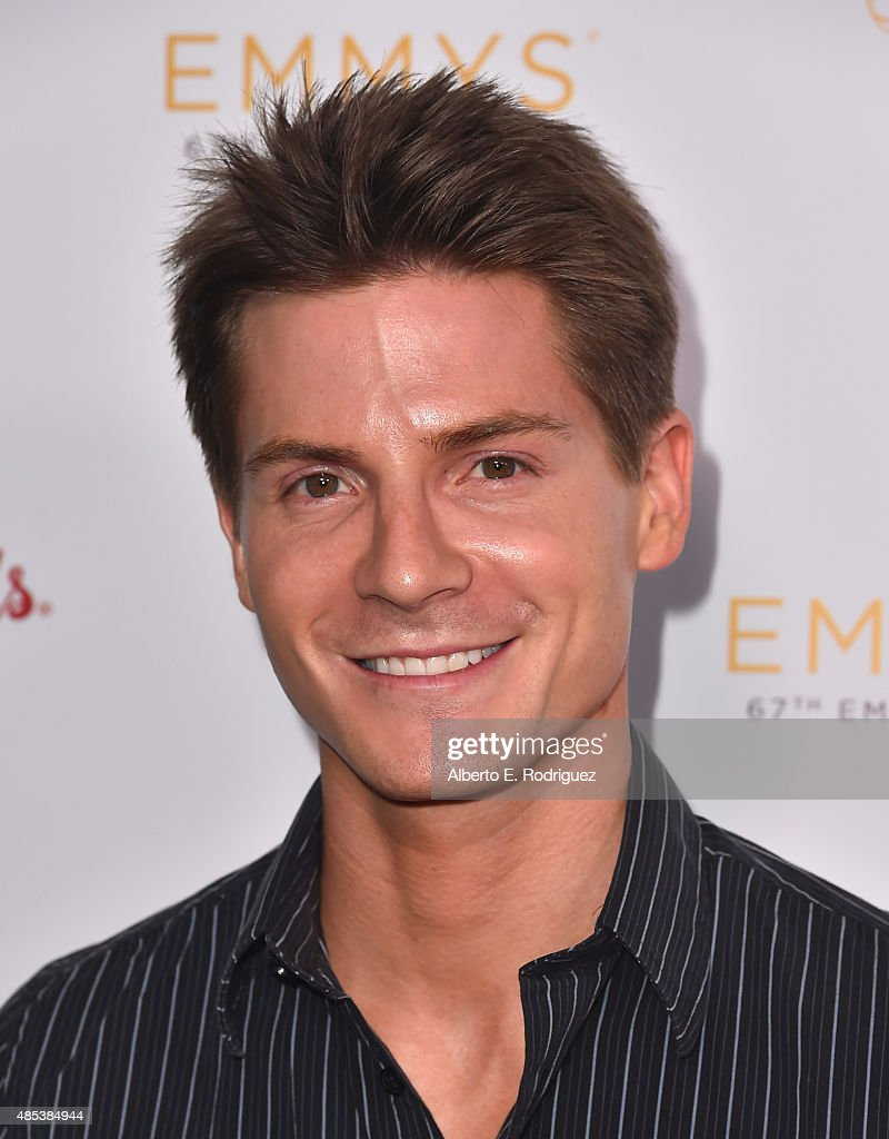Actor Robert Palmer Watkins attends a cocktail reception hosted by the Academy of Television Arts & Sciences celebrating the Daytime Peer Group at Montage Beverly Hills on August 26, 2015 in Beverly Hills, California.