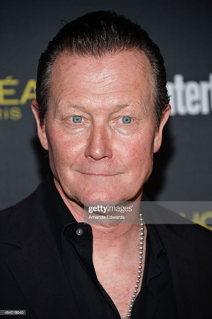 Actor Robert Patrick arrives at the 2014 Entertainment Weekly Pre-Emmy Party at Fig & Olive Melrose Place on August 23, 2014 in West Hollywood, California.