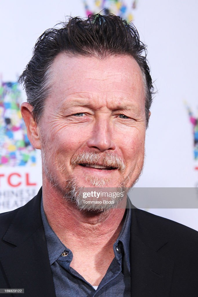 Actor <a gi-track='captionPersonalityLinkClicked' href=/galleries/search?phrase=Robert+Patrick&family=editorial&specificpeople=243027 ng-click='$event.stopPropagation()'>Robert Patrick</a> attends a press conference announcing the renaming of Grauman's Chinese Theatre to the TCL Chinese Theatre held at the Chinese Theatre on January 11, 2013 in Hollywood, California.