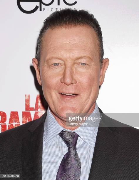 Actor Robert Patrick attends the Premiere Of Epic Pictures Releasings' 'Last Rampage' at ArcLight Cinemas on September 21 2017 in Hollywood California