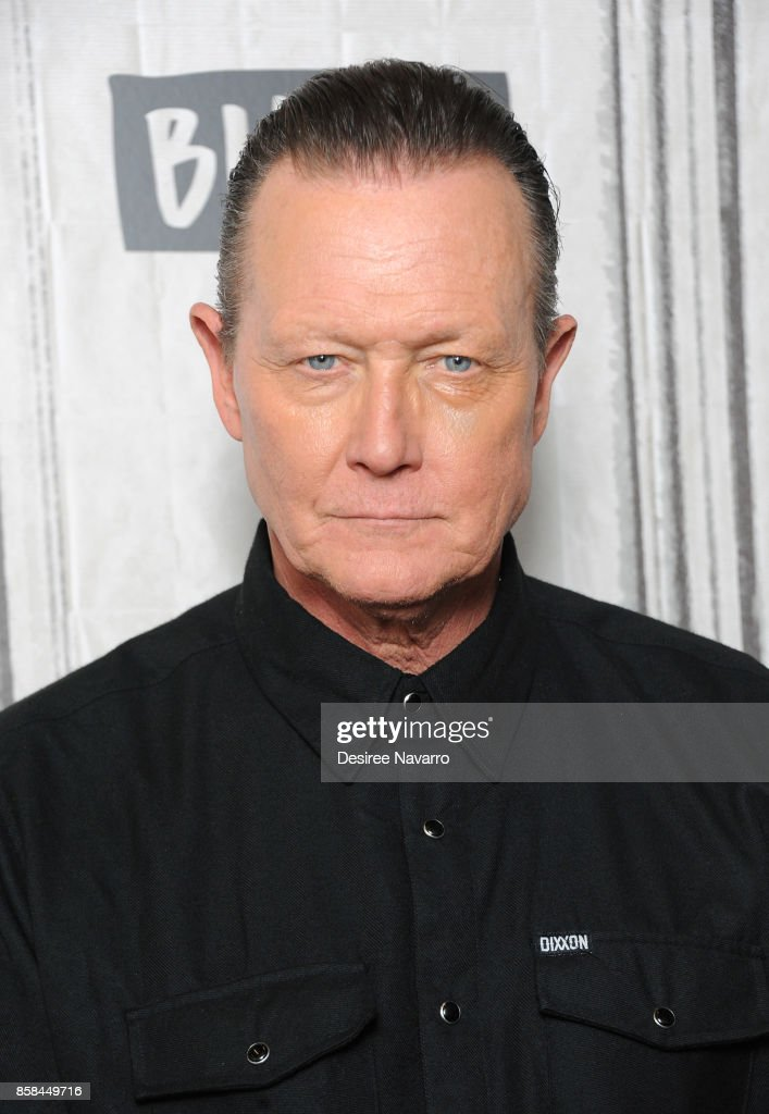 Actor Robert Patrick visits Build to discuss 'Scorpion' and 'Lore' at Build Studio on October 6, 2017 in New York City.